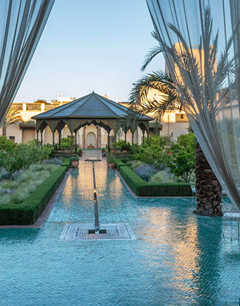 Le Jardin Secret a Marrakech