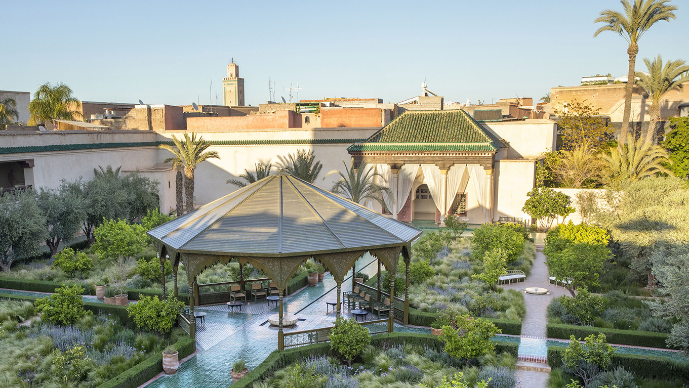 Le Jardin Secret Marrakech Le Jardin Secret